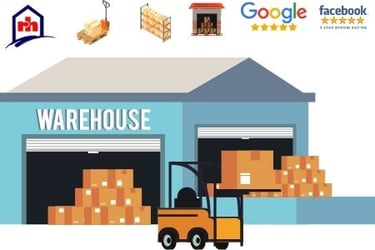 booking household storage facility