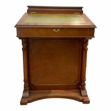 Antique Early 1900's Mahogany Writing Desk
